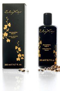 Hautpflegeprodukt Körperöl ELIXIER